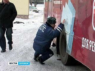 За несколько часов проверки инспекторы сняли с маршрута 20 автобусов