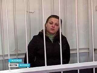 За умышленное убийство своей дочери мать осудили на 18 лет