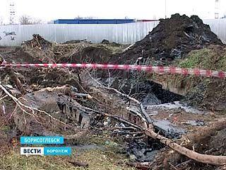 За яму с мазутом, в которой утонул школьник, ответят военные