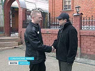 """Заключенным в Семилукской колонии строгого режима показали """"Стыд"""""""