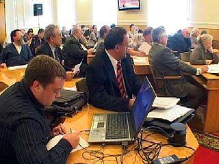 Закон об Общественной палате принят в Воронежской области