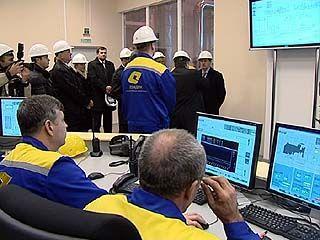 Запущен новый энергоблок Воронежской ТЭЦ-2