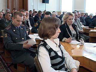 Заседание комиссии по безопасности дорожного движения прошло при губернаторе