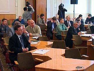 Заседание Координационного совета прошло в Воронеже