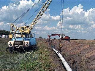 Завершается газификация Репьёвского района