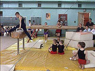Завершается всероссийский турнир по гимнастике памяти Юрия Штукмана