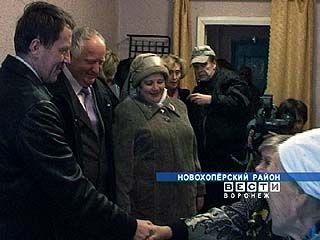 Завершилась двухдневная поездка губернатора по Новохоперскому району