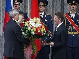 Завершилась инаугурация Алексея Гордеева на пост губернатора области
