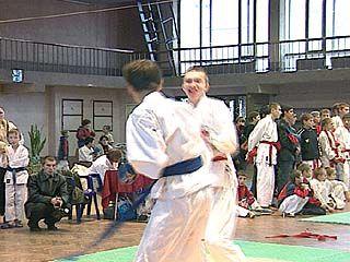 Завершились состязания по каратэ ВКФ