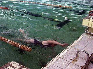 Завершилось открытое первенство подводной морской школы