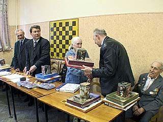 Завершился чемпионат области по шахматам среди инвалидов
