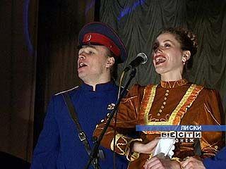 """Завершился фестиваль солдатской песни """"Красная гвоздика"""""""