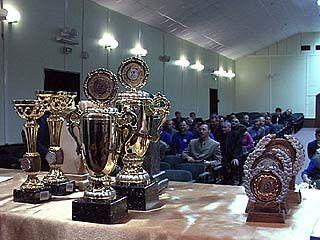 Завершился шахматный турнир, посвященный памяти Александра Стрехи