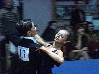Завершился турнир по спортивным танцам