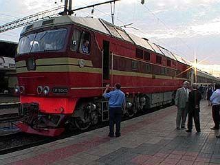 Железнодорожники отметили профессиональный праздник