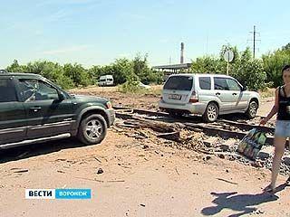 Жилой квартал в районе улицы Любы Шевцовой оказался отрезанным от города