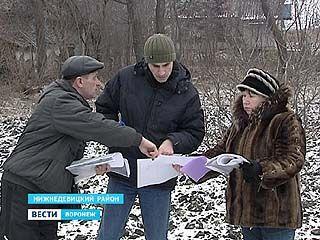 Житель Воронежа обнаружил на своём участке газовую трубу высокого давления