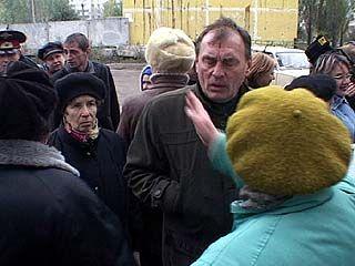 Жители 155-го дома попытались перекрыть ростовскую трассу