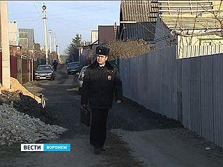 Жители Масловки так любят участкового, что выдвинули на всероссийский конкурс