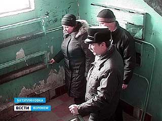 Жители многоквартирных домов в Бутурлиновке недовольны работой управляющей компании