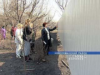 Жители Новой Усмани готовы взяться за вилы