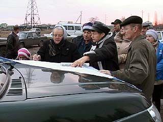 Жители поселков Масловка и Семилукские Выселки вышли на защиту своих домов