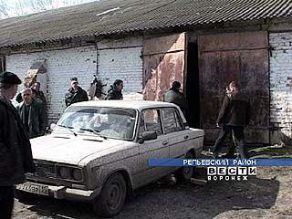 Жители села Краснолипье штурмуют колхозные закрома