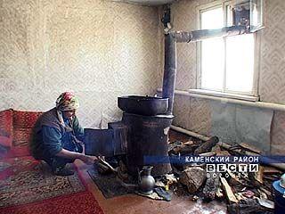 Жители села Ольхов Лог зимуют без газа