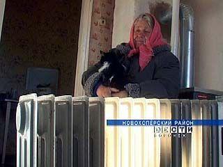 Жители села Озерное Новохопёрского района могут остаться без газа