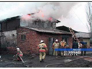 Жители села Средний Икорец огня теперь могут не бояться