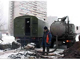Жители улицы 9-го Января остались без воды