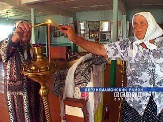 Жители Верхнемамонского района возродили храм
