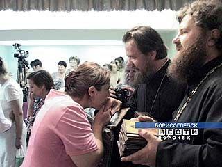 Жители Воронежа с водительскими правами будут получать благословение