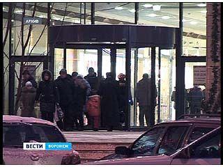 """Жительница Левобережного района сообщила о заминировании """"Галереи Чижова"""""""