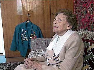Жительница Воронежа Нина Петрова отметила 100-летний юбилей