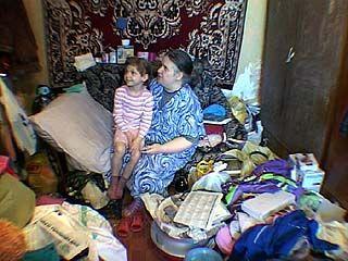 Жительницу Воронежа могут лишить родительских прав за бедность
