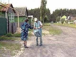 Жителям Краснолесного установили лимит по выбросу мусора