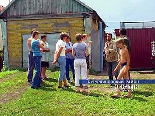 Жителям села Елизаветино предлагают газ в обмен на землю