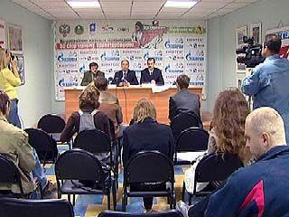 """Журналистам рассказали о соревнованиях """"Азимут-2007"""""""