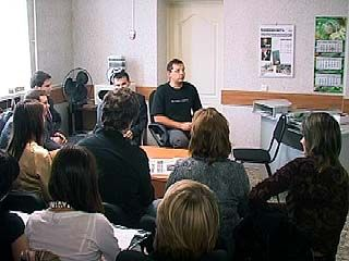 Журналисты и пиарщики Воронежа выясняют отношения