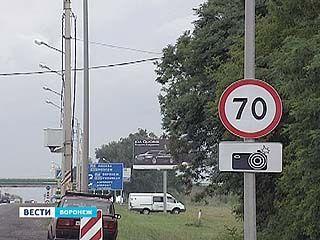 Знаки о ведении фотовидеофиксации начали устанавливать на дорогах Воронежской области