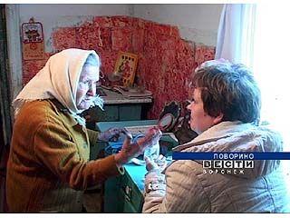Зоя Разливаева была санитаркой в санчасти при Первом Украинском