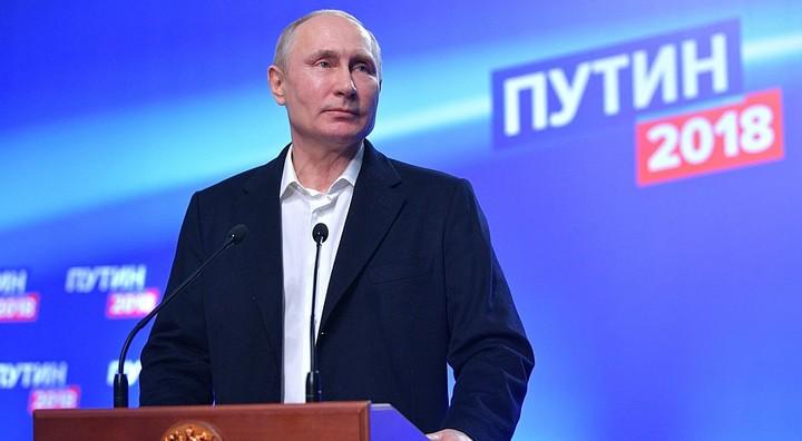 В Воронежской области на выборах президента РФ Владимир Путин набрал 79% голосов