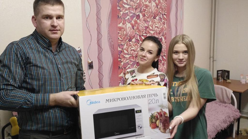 В Воронежском опорном вузе подвели итоги конкурса «Лучшая комната общежития»