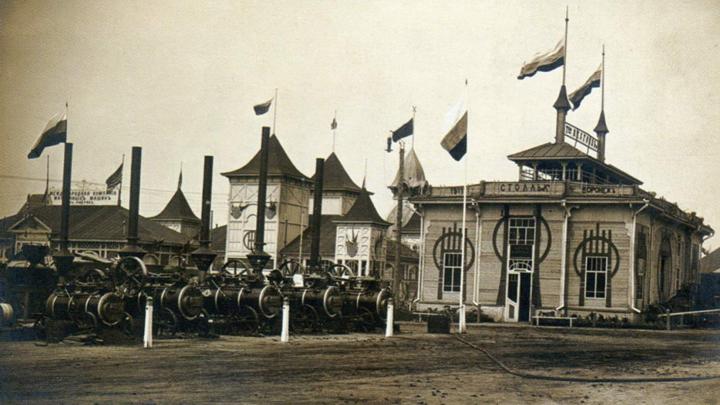 10 мая 1869 года. В Воронеже открыт механический завод Вильгельма Столля