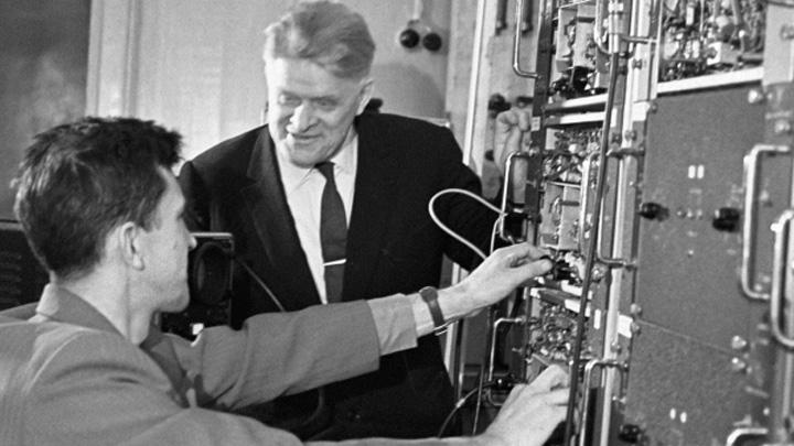 28 июля 1904 года. Родился известный физик Павел Черенков