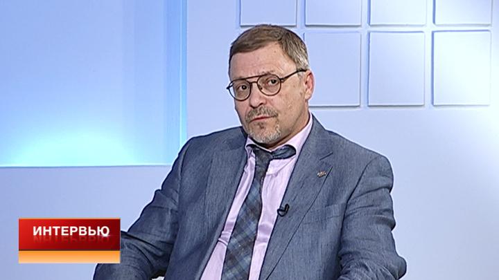 Интервью с руководителем предприятия «Воронежстальмост» Андреем Боровиковым