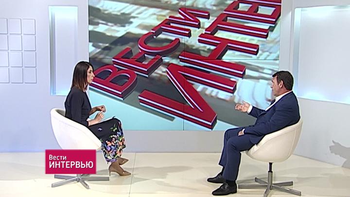 Интервью с генеральным директором компании «РВК-Воронеж» Олегом Николаенко