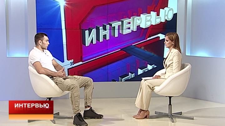 Интервью с чемпионом России и СНГ по боксу Евгением Шведенко