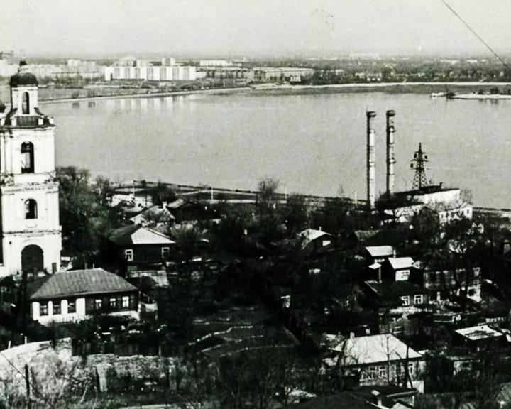 31 марта 1972 года началось заполнение Воронежского водохранилища